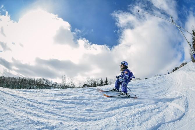 スキーキッズa